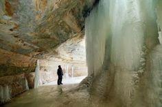 Natural Wonders: Eight Photos of Michigan's Frozen Waterfalls   Pure Michigan Blog