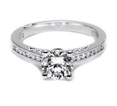 I heart this ring from TACORI! Style no: 30033000RD65