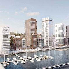 Alessandro Ripellino Arkitekter ritar nya bostäder på Liljeholmskajen. http://a-ripellino.se http://ift.tt/1L44kpd