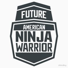 """Future American Ninja Warrior"" Kids Clothes by dtkindling Sibling Birthday Parties, Ninja Birthday Parties, Ninja Party, Boy Birthday, Birthday Ideas, Kids Ninja Warrior, America Ninja Warrior, Ninja Mask, Thomas The Train Birthday Party"