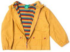 Little Green Radicals - Fisherman Jacket - Fair Trade £24.00