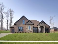 Andrew Johnson  A Floor Plan - Exterior - Lake Forest - Owensboro, KY
