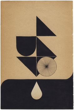 Louis Reith Print 4 - Earth by Louis Reith on Little Paper Planes Graphic Artwork, Graphic Design Illustration, Illustration Art, Brown Art, Pop Design, Illustrations, Geometric Art, Photo Art, Creations