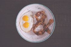 Eggs & Bacon by Emily-Blincoe
