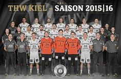 THW Kiel, my favourite Handball team since always ♥ Rock on, guys!