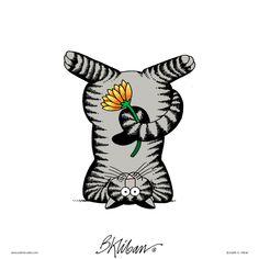 Kliban's Cats on Gocomics.com