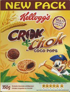 Crok ©2009 Kellogg's Benelux