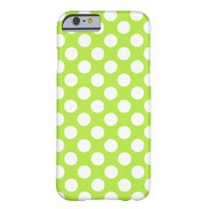 Shop Retro Green White Polka Dots Case-Mate iPhone Case created by stdjura. Iphone 6 Cases, Green Backgrounds, Polka Dots, Graphic Design, Retro, Polka Dot, Visual Communication, Dots, Mid Century