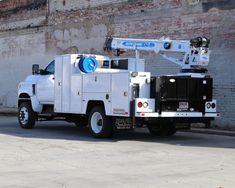 Work Lights, Adjustable Shelving, Crane, Bodies, Chevy, The Unit, Trucks, Van, Truck