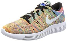 new arrival a1dec de017 Nike Mens LunarEpic Low Flyknit Running Shoe BlackWhiteRacer BlueTotal  Crimson 15 DM US   Check this awesome product by going to the link at the  image.