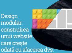 Design modular: construirea unui website care crește odată cu afacerea dvs.