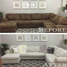 11 Best sectional covers images | Slipcovers, Sectional ...