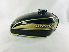 [BEST-PRICE] $200.0 HONDA CB450 FUEL TANK ORIGINAL PAINT Custom Motorcycle Parts, Honda, The Originals, Painting, Painting Art, Paintings