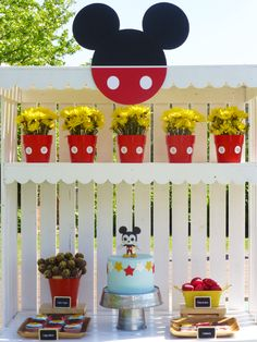 Peaceofcake ♥ Sweet Design: Vintage Mickey Party • Festa Mickey Vintage