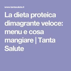 La dieta proteica dimagrante veloce: menu e cosa mangiare Protein Diet Plan, Protein Diets, Detoxification Diet, Natural Detox Cleanse, Sixpack Training, Health And Wellness, Health Fitness, Diet Plans For Women, Detox Plan