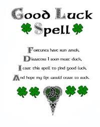 Good luck charms Good luck charms,spells to take away bad luck & give good luck in life. Fixing broken relationships,.