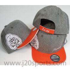 3371dfc9cb25 Samurai  Snapback Grey Orange. As worn by the Samurai 7s International  Invitational Side
