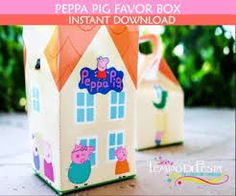 peppa pig party free printables - Google Search