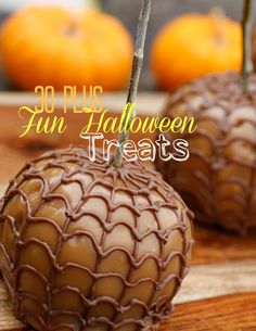 30 Something Halloween Party Food Ideas!