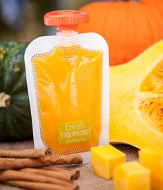 Homemade Butternut Squash Recipe from #InfantinoFreshSqueezed #babyfood