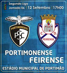 CLUBE DESPORTIVO FEIRENSE: Portimonense vs Feirense | Antevisão