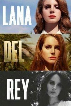Lana Del Rey #LDR all of ger albums! Ughhh!!! I love her!!!