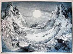 """I grandi autori del fantastico: Jules Verne e il romanzo polare """"La sfinge dei ghiacci"""""""
