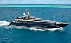 World Superyacht Awards. El superyate del año.
