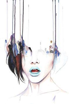 Defectivebarbie(Christina Leta)... | Kai Fine Art