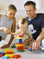 Doty pin 01- This page is cool because it tells some of the best toys for babies cognitive development, such as blocks. It even suggests filling stacking cups with water to add another element!
