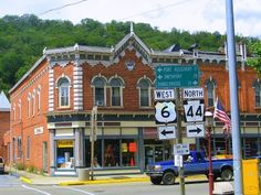 Mary's Ramblin's: SMALL TOWN PENNSYLVANIA VIA HIGHWAY 6