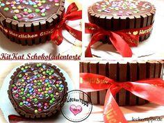 KitKat Schokoladentorte - Meine Küche & Ich