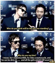 yep. i will always want him. don't judge me