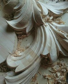 . Cnc Wood Carving, Wood Carving Designs, Wood Sculpture, Sculptures, Ornament Drawing, Wood Artwork, Architectural Sculpture, Intarsia Woodworking, Art Carved