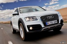 Audi Q5 2013: Launch Review