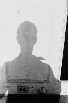 Lee Friedlander, Autoportrait, 1965