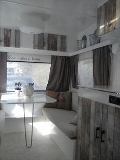 RV Hacks, Remodel And Renovation 99 Ideas That Will Make You A Happy Camper (30)