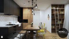 Kuchnia styl Industrialny - zdjęcie od Monostudio Wnętrza - Kuchnia - Styl Industrialny - Monostudio Wnętrza