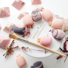 Blush pink pyramid & pinapple chocolate confections by Nectar & Stone Chocolate Brands, Chocolate Art, Chocolate Ice Cream, Chocolate Covered, Australian Desserts, Edible Eyes, Nectar And Stone, Cookies And Cream Cheesecake, Japanese Wagashi