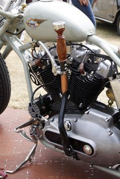 whatever's cool with you: Motorcycles