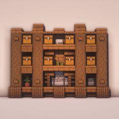 Likes, 24 Comments - Goldrobin - Minecraft Builder ( on Instag. Minecraft Farmen, Construction Minecraft, Casa Medieval Minecraft, Amazing Minecraft, Minecraft Tutorial, Minecraft Crafts, Minecraft Designs, Minecraft Crochet, Minecraft Survival