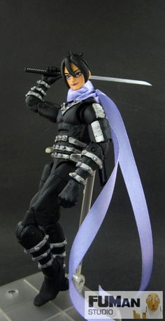 One Punch Man Speed O Sound (One Punch Man) Custom Action Figure