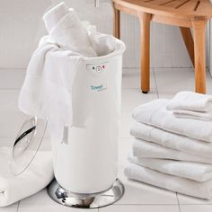 Warm towels!!!!