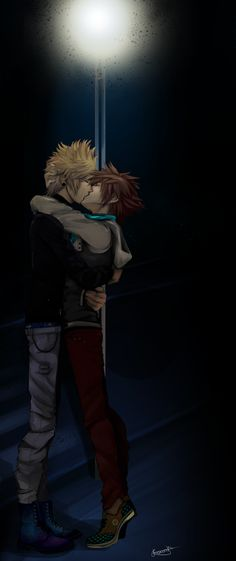 Kingdom Hearts - Roxas x Sora - SoRoku