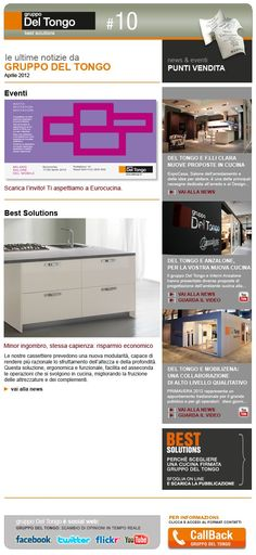Del Tongo News #10 Italiano http://m.deltongo.com/nl/10/