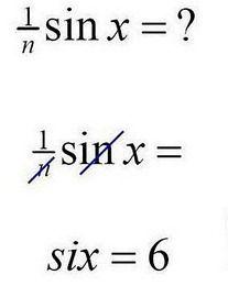 picture of funny math test answer Math Tutor, Math Test, Math Class, Math Work, Fun Math, Solving Equations, Math Equations, Math Made Easy, I Love Math