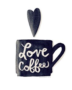 In case you were wondering. #coffee #illustration #lettering