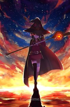 I love #Megumin #Konosuba #cocanime Be sure to follow us, and check out our bio link for more anime photos/memes/goodness!