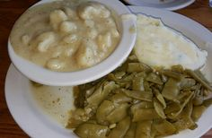 Chicken and dumplings from the old Mill in pigeon forge tn