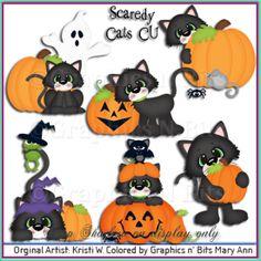 Scaredy Cats CU